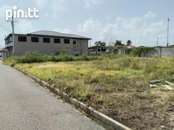 Endeavour, Chaguanas - Freehold, Approved Land-3