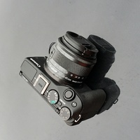 Canon EOS M3 Mirrorless Camera with EF-M 18-55mm IS STM. Wifi enabled.