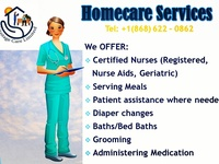 Vintage Care Home Care Services for the Elderly AT THEIR HOME