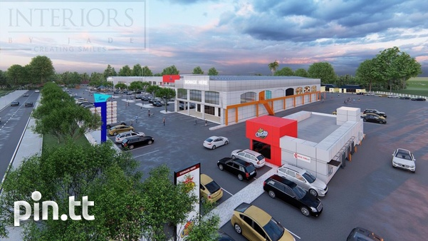 606 sq.ft Atlantic Plaza Commercial Space-8
