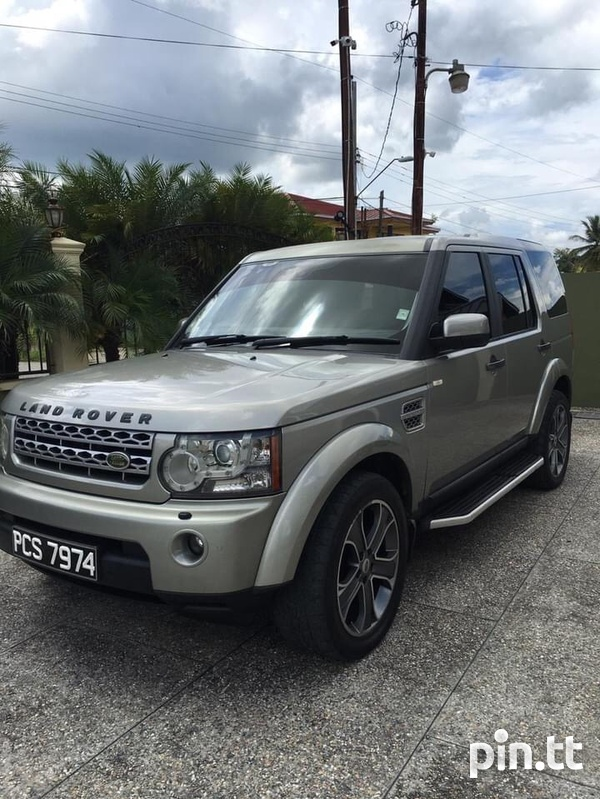Land Rover Discovery, 2010, PCS-2