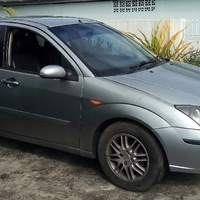 Ford Focus, 2003, PCF