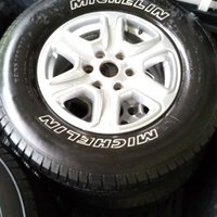 Ford ranger rims 17inches