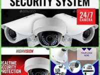 CCTV installation n Repairs Available