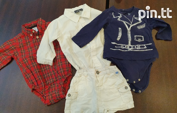 Baby Boy Clothes Size 6-12 months-1