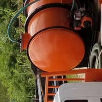 Mobilize Sewer vacuum tank