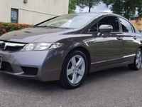 Honda Civic, 2008, PCL