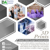 3D Design and Prints