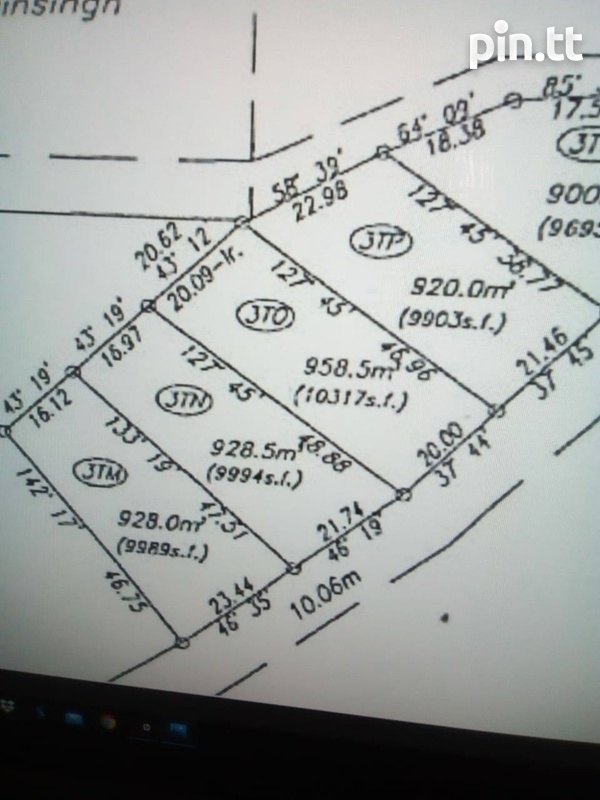 Lots close to Beach Available in Mayaro-4