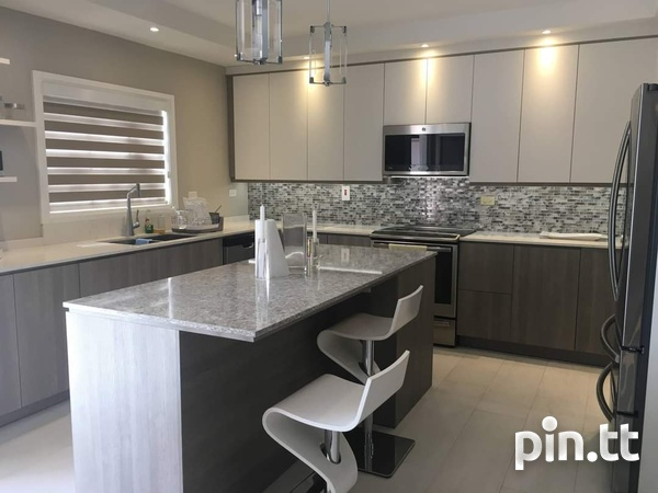 3 BEDROOM TOWNHOUSE BRENTWOOD CHAGUANAS-6