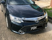 Toyota Camry, 2015, PDH