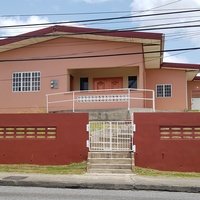 2 Bedroom apt Arima Can be used as Office opposite J Chai Trading