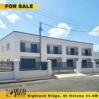 Modern Three Bedroom Townhouse, Highland Ridge, St. Helena