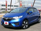 Honda Fit, 2017, Roll on Roll off