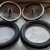 16inch rim and tire