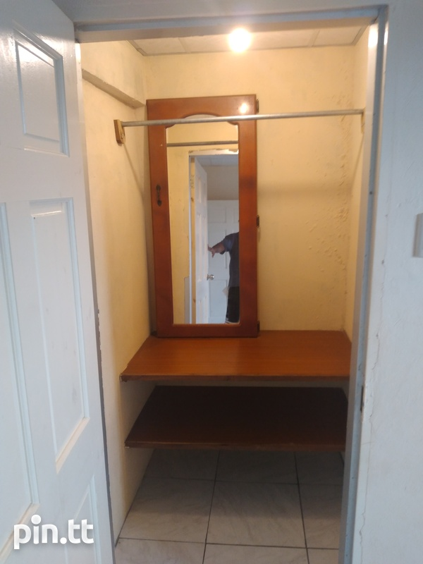 1 Bedroom Appartment. Located St. Julien Princes Town-5