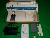 Vintage Singer 288 Sewing Machine with Travel Case