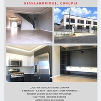 Cunupia 3 bedroom townhome