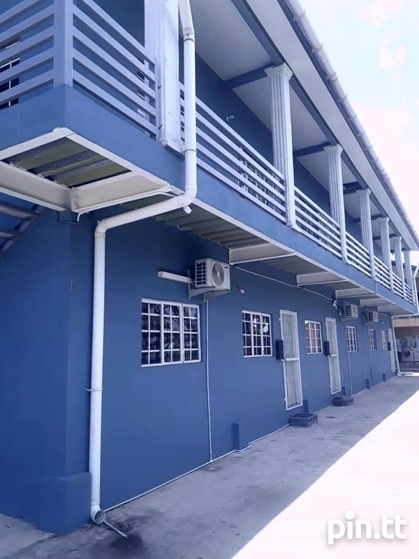 Chaguanas 2 bedroom available from 1st November-9
