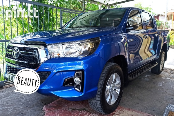 Toyota Hilux, 2019, TDY-1