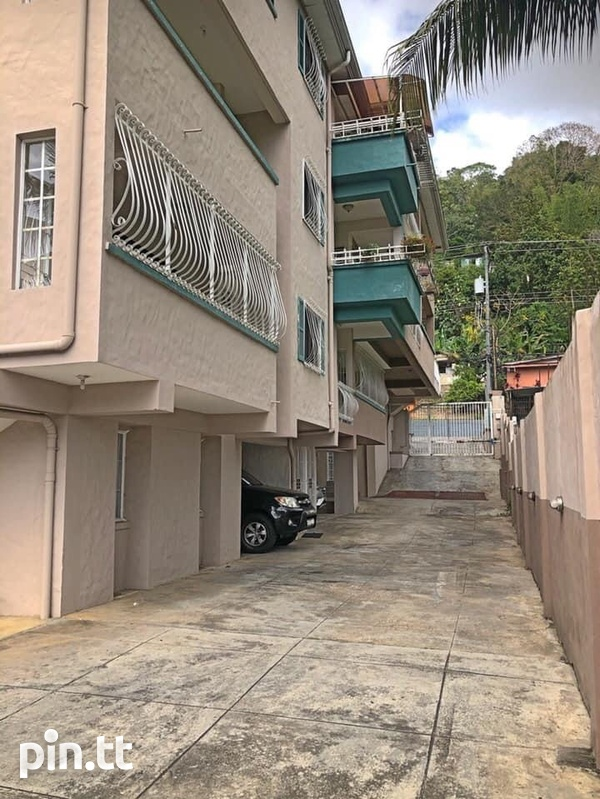 Two Bedroom Apartment - St. Lucien Road-8