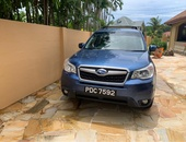 Subaru Forester, 2014, PDC