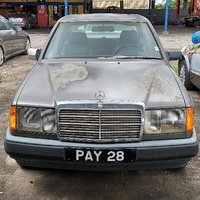 Mercedes Benz E-Class, 1986, PAY