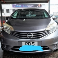 Nissan Note, 2016, PDS