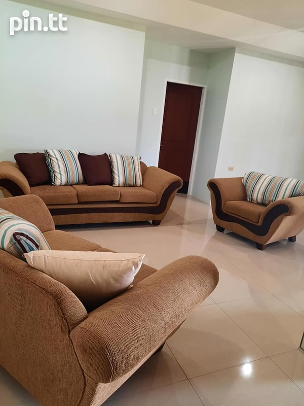 Savannah Drive Trincity Furnished 2 Bedroom Upstairs Apartment-4