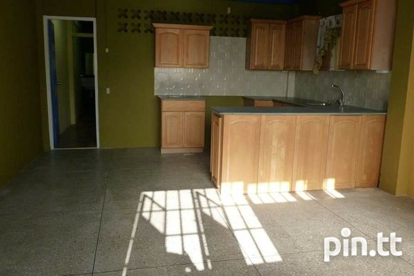 2 bedroom unfurnished apartment in Tunapuna Town-2