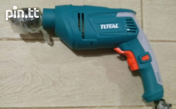 Total 1/2 inch 850W Hammer Drill-3