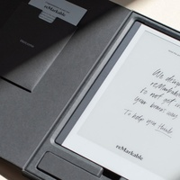 reMarkable 2 digital notebook