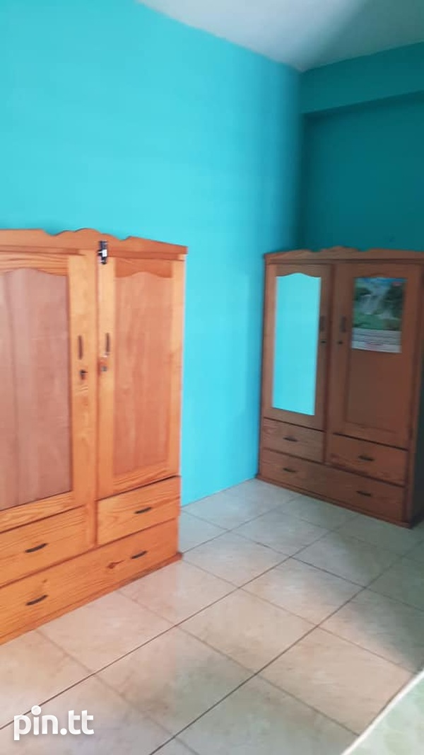 Watts Trace, Curepe 1 Bedroom 1 Furnished Apartment-4