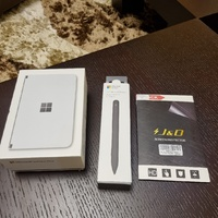 Microsoft Surface Duo 128gb Android and Unlocked & Slim Pen Screen Protector