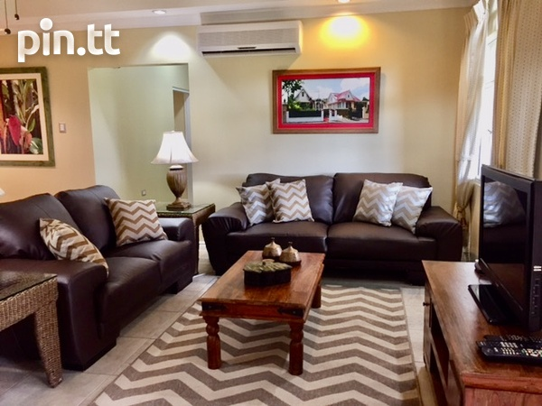 Apartment - East Gate on the Greens, Trincity-6