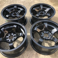 15 Inch Stance Rims brand New 4 Hole