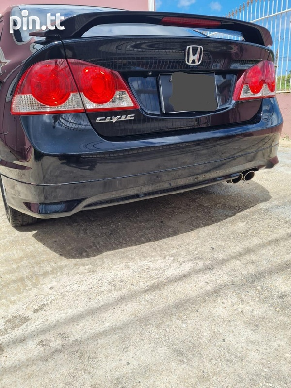 Honda Civic, 2005, PCN-7