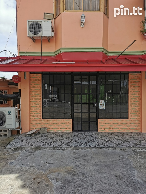 Princes Town Main Road Commercial Space-1