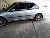 Honda Civic, 2002, PBO
