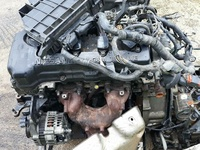 Foreign used QG13 complete engine and transmission