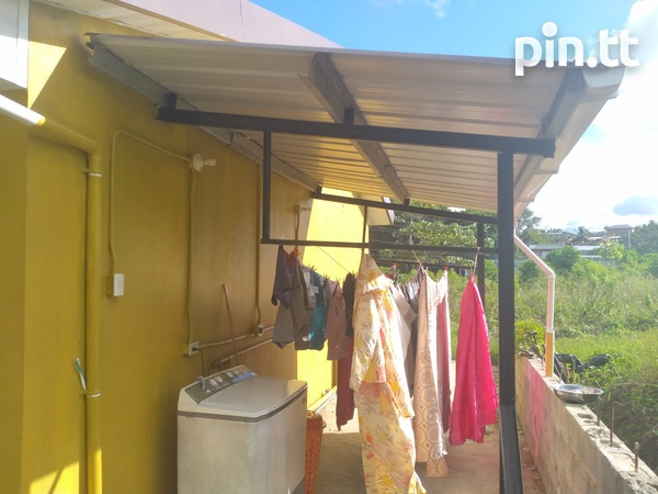 1 Bedroom Appartment. Located St. Julien Princes Town-6