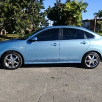 Nissan Sylphy, 2006, PCP