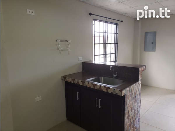 COUVA UNFURNISHED GROUND FLOOR APARTMENT-6