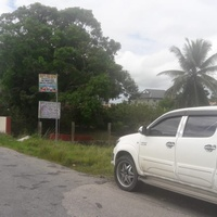 2 Acres Caroni Agricultural land. Main Road Perseverance.