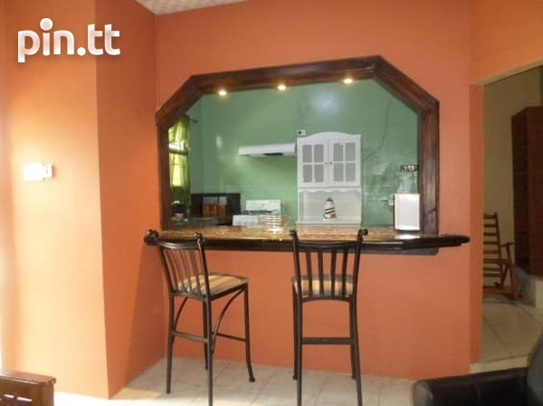 Couva Furnished 1 Bedroom Apartment-2
