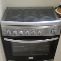 Stainless Steel Stove