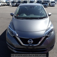 Nissan Note, 2018, unregistered