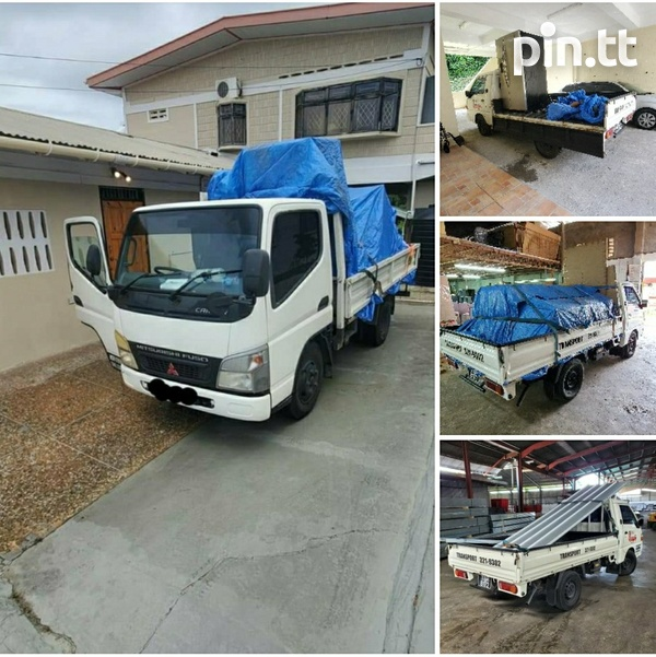 REASONABLE TRANSPORT 1.5 TON AND 3 TON .24 HOUR SERVICE-1