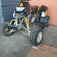 Canam Bombardier ds650