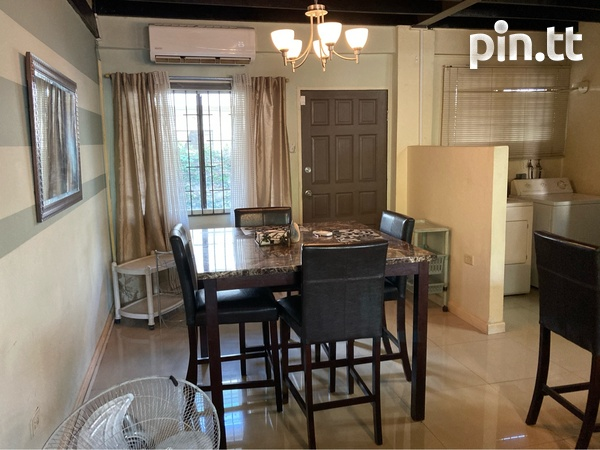 Curepe 3 Bedroom 2.5 Bath Fully Furnished Townhouse-3